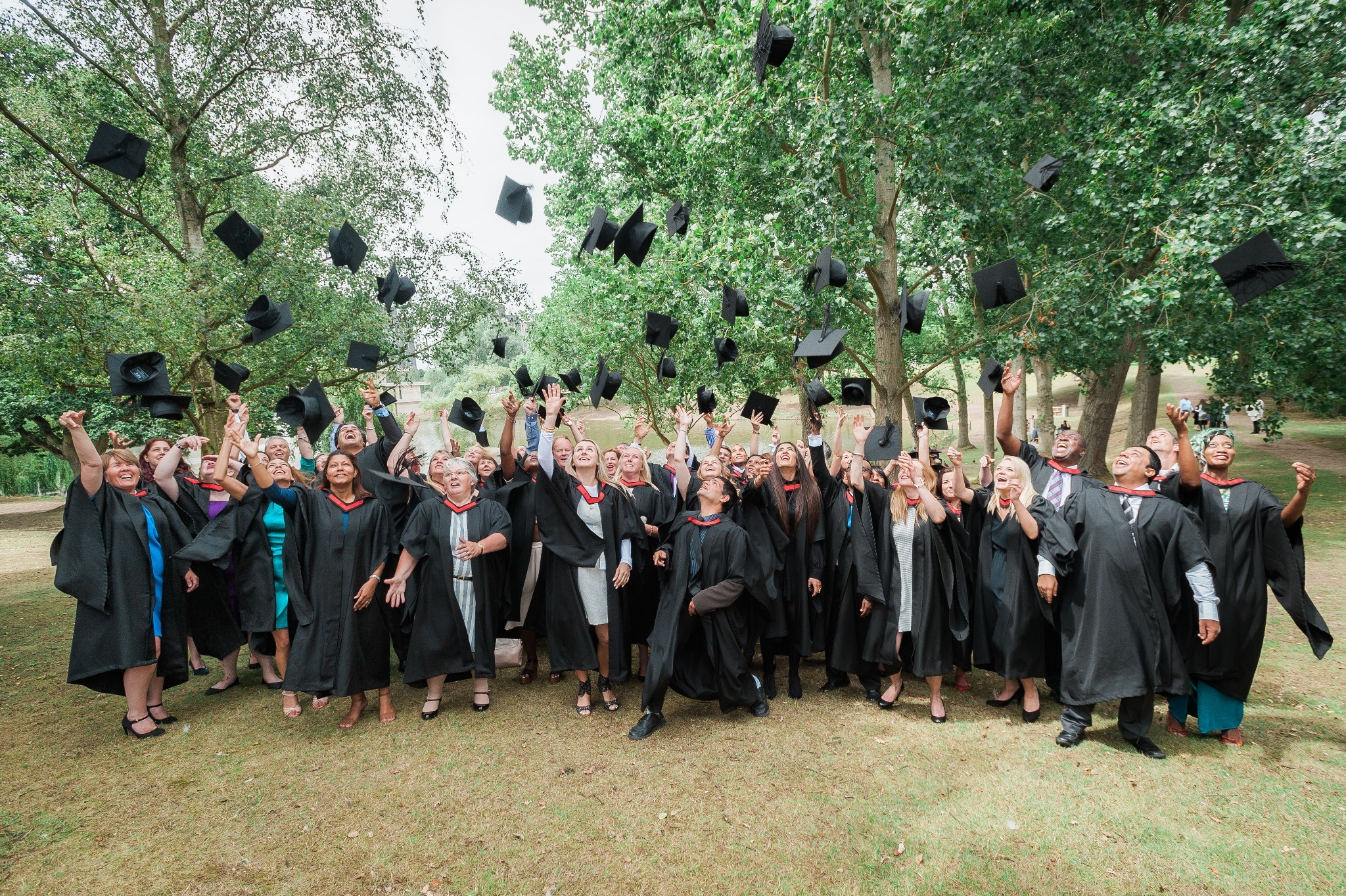 University of Essex Online graduation 2015
