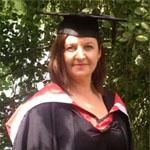 Marie Shalloe, graduate